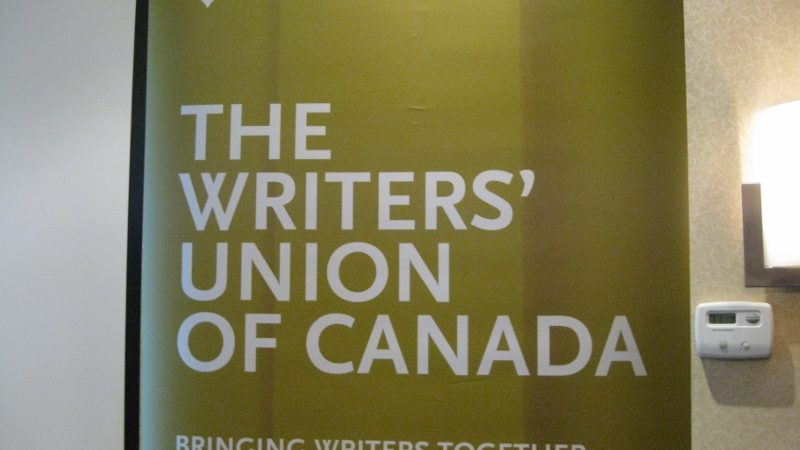 JUNE EDITORIAL: TUCK, THE WRITERS' UNION OF CANADA AND INDEPENDENT PUBLISHING