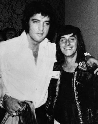 THERE'S ONLY 1 KING ELVIS - 1972
