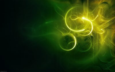 abstract-yellow-green-light-2560x1600
