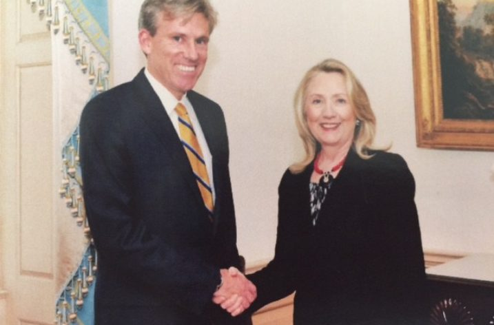 A Voice for Ambassador Chris Stevens