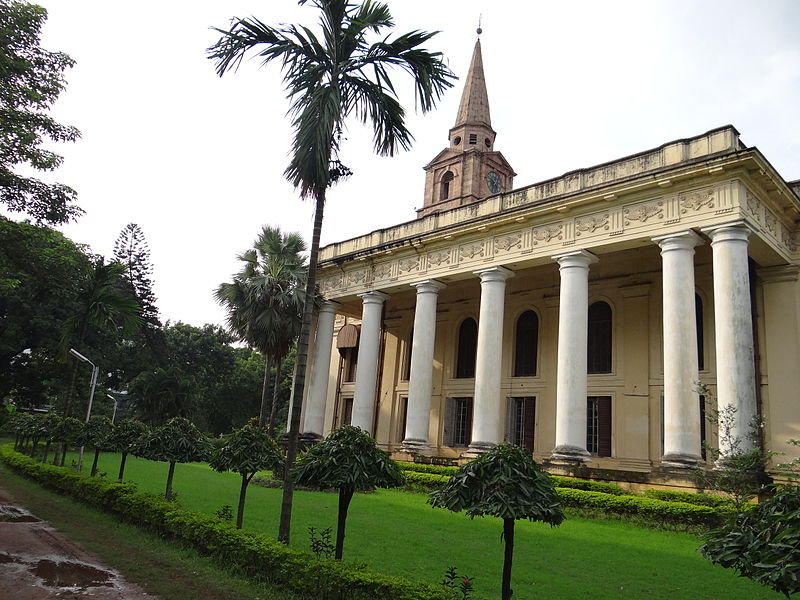 st john's church kolkata