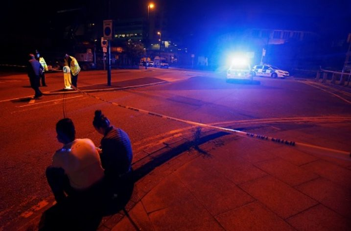 At least 22 killed in suspected suicide attack at Ariana Grande concert in Britain