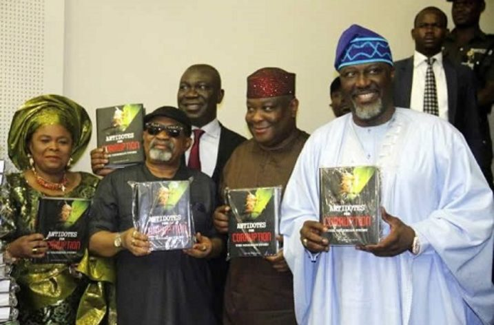 Nigerian Senator's Book Launch or an Orchestra of Corruption?