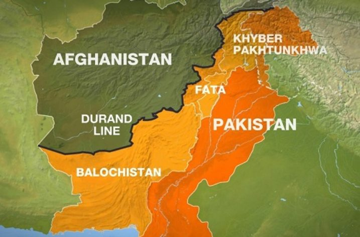 Pakistan–Afghanistan Relations