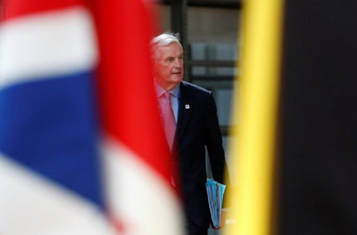 Brexit, Barnier and Irish border issues