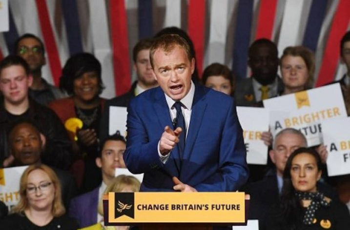 Tim Farron's Manifesto: Still, there's always the church!