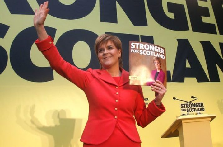 Nicola Sturgeon and the yellow brick road of independence