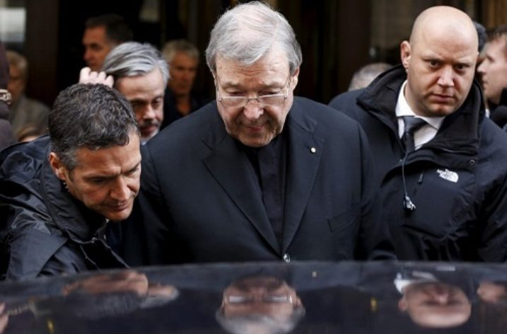 Top papal adviser charged with sexual assault in blow to Vatican