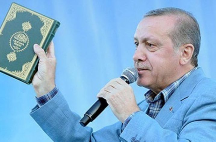 Erdogan: Self-Proclaimed Caliphate?