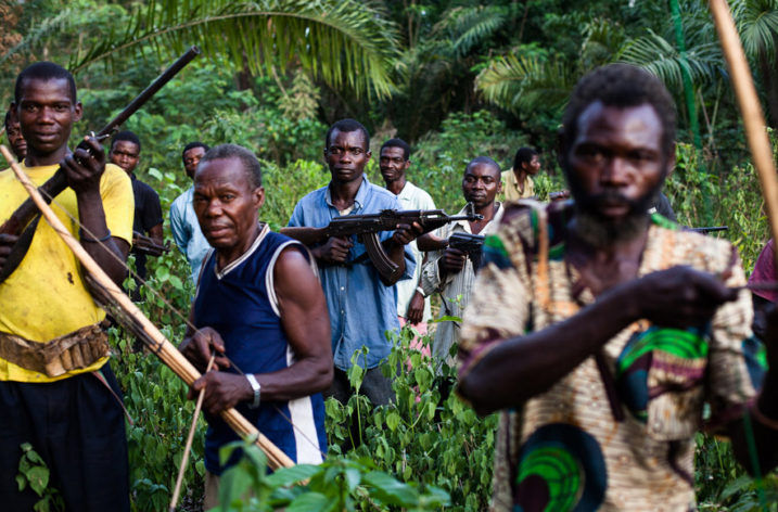 Over 2,500 armed rebel youth surrender to government in South Sudan