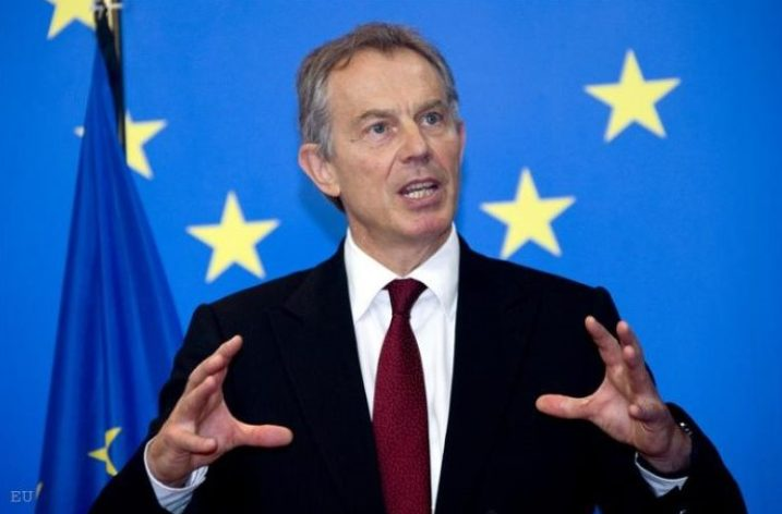 Brexit: Former 'Retired and Unelected' PM Blair Meddling Again