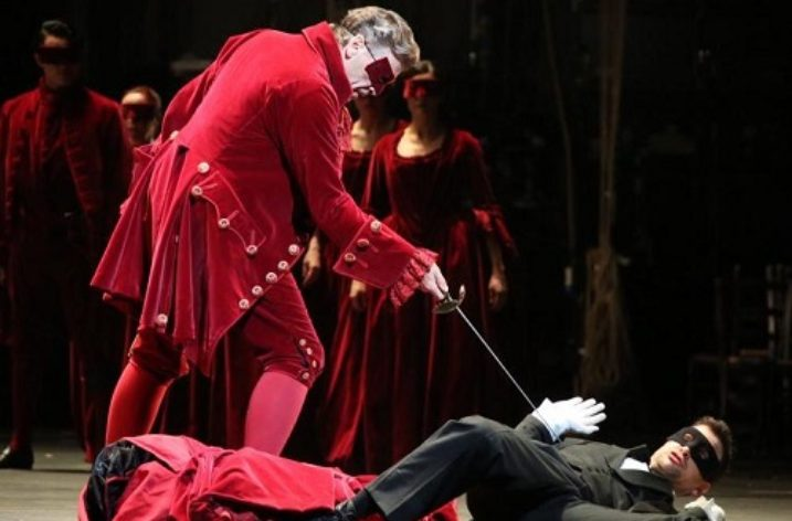 The Murderer of My Happiness: Don Giovanni in San Francisco