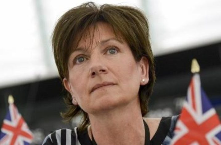 Brexit: Diane James MEP hits the nail on the head