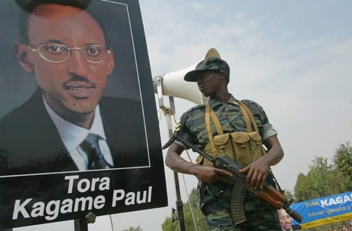 Decades of attacks, repression and killings set the scene for next month's election in Rwanda