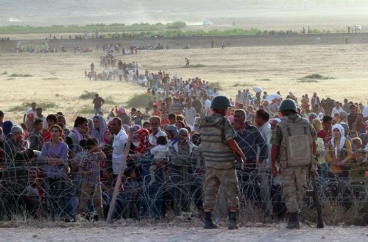 50,000 terrorists entered Europe with refugees in recent months – report