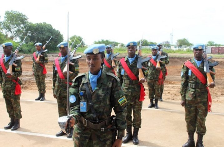 Regional Protection Forces arrive in South Sudan