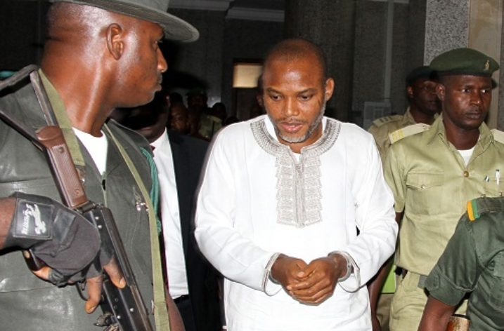 Nigeria's Nnamdi Kanu: From Celebrity Status To Terrorist