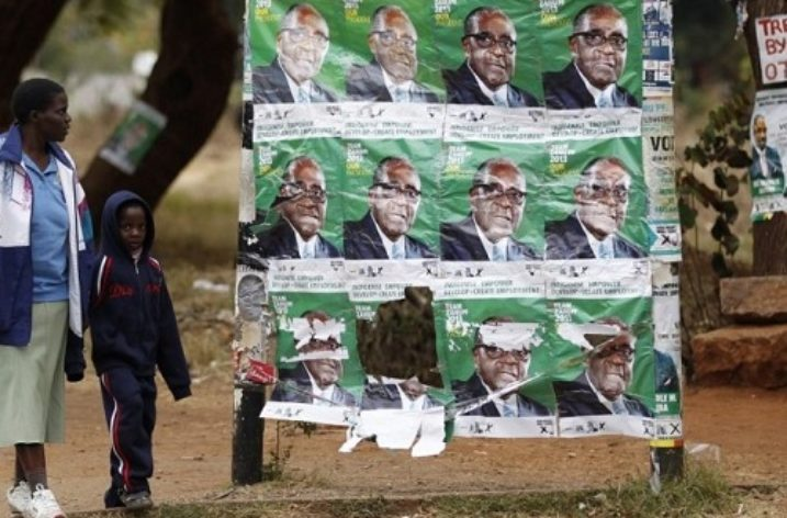 Despotic Mugabe takes verbal swipe at South Africa