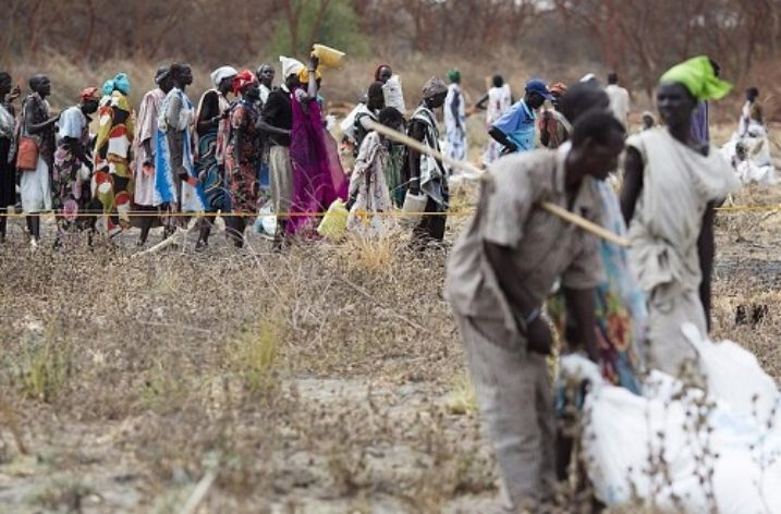 Number of people in real need of aid in South Sudan has risen to 7.6 million