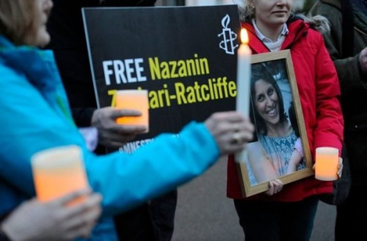British-Iranian prisoner of conscience Nazanin Zaghari-Ratcliffe faces new charges
