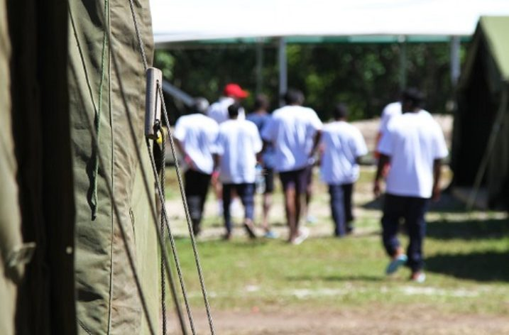 Australian firm Canstruct to profit from abuse of refugees at Nauru
