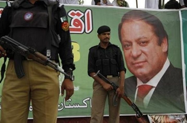 Nawaz Government and the Pakistan Military: A Note on Current Politics