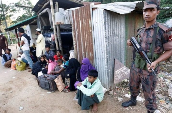 Myanmar's crimes against humanity to drive Rohingya out
