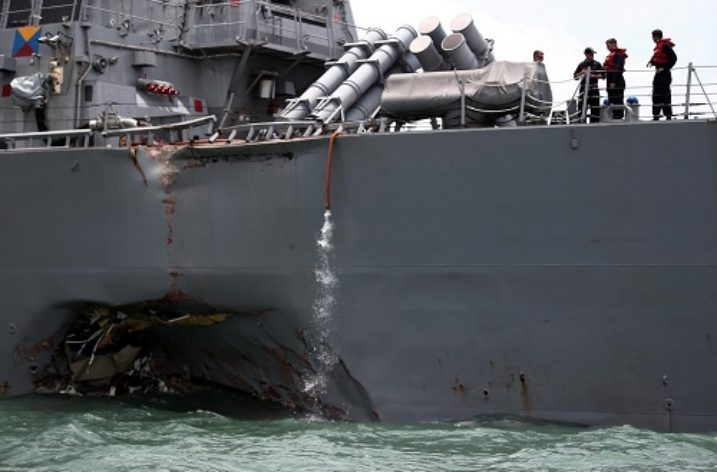 The US Navy's State-Of-The-Art Unreadiness
