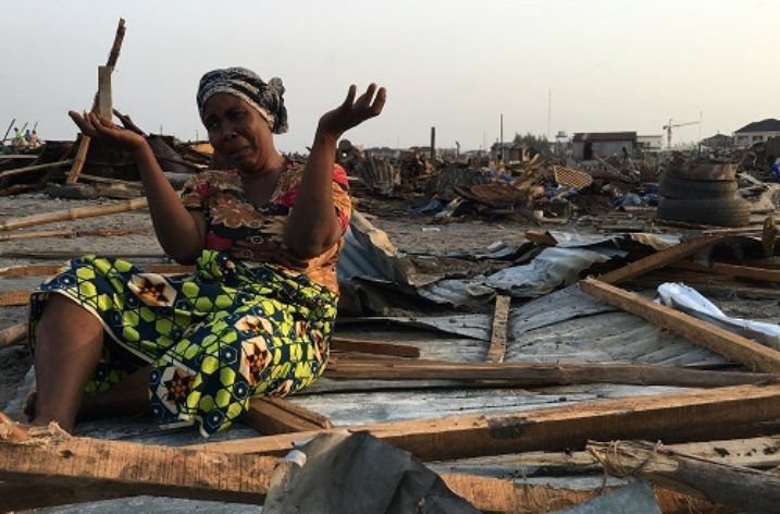 Forced evictions in Nigeria leave 11 dead and 30,000 homeless