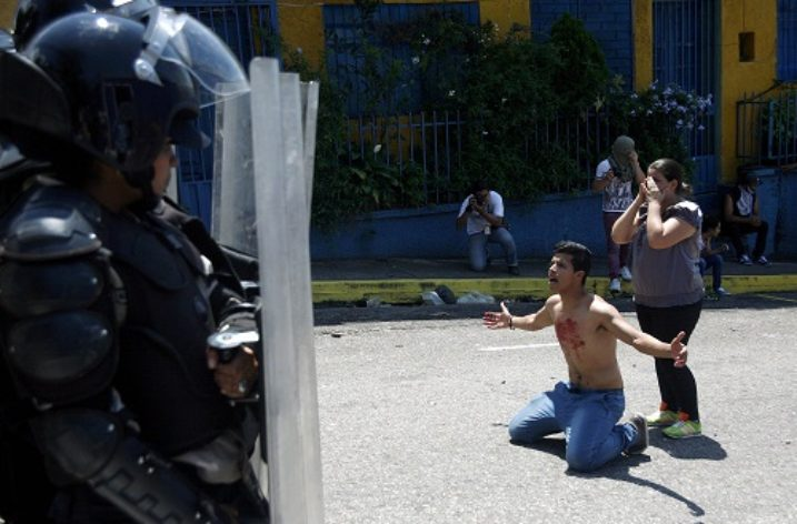 Security forces carry out illegal and violent home raids in Venezuela