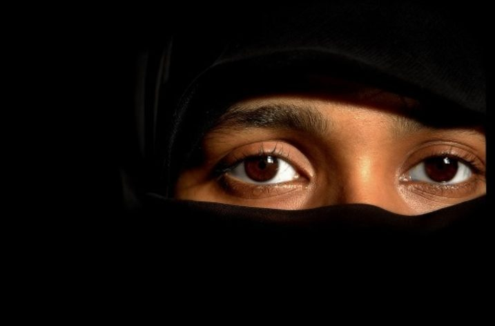 Fiction: A Girl in Black Hijab