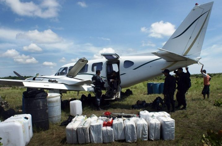 South America's Aerial Trafficking Headquarters