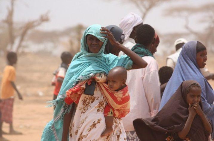 Somali refugees forced to leave camp face insecurity, drought and hunger