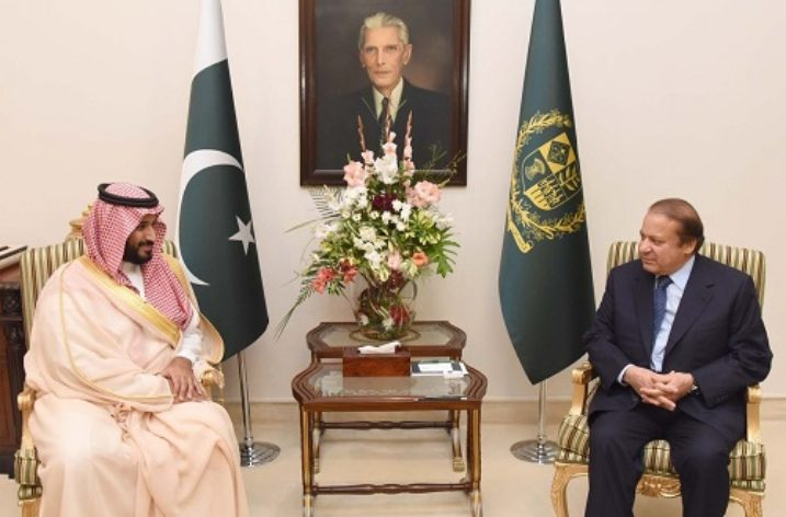 Establishment, not Sharif, seeking a deal from Saudi Arabia