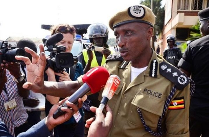 Uganda's IGP speaks out on mysterious deaths of foreign nationals