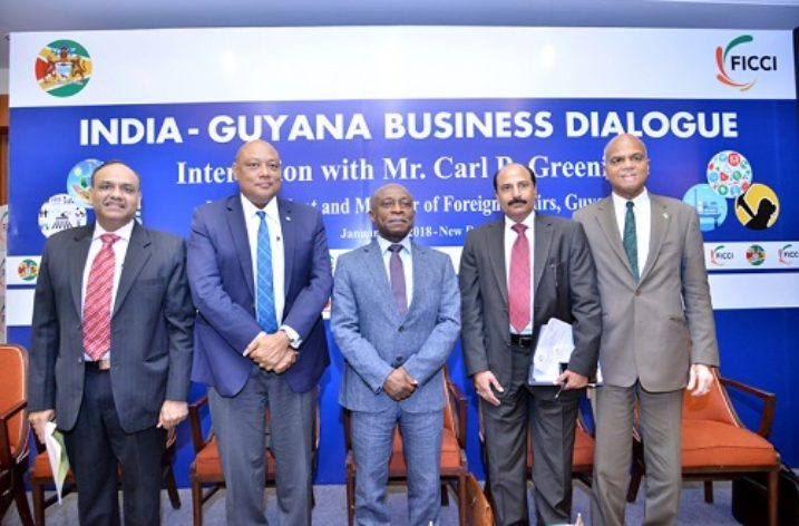 India and Guyana consolidate relations