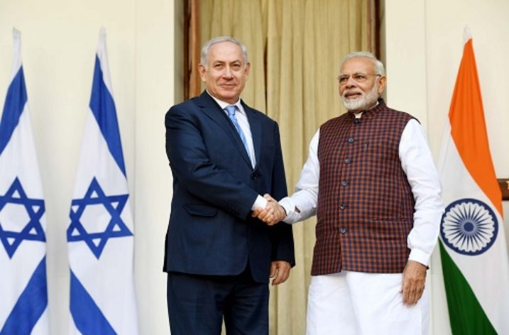 Israel's India Journey: 25 Years on and beyond