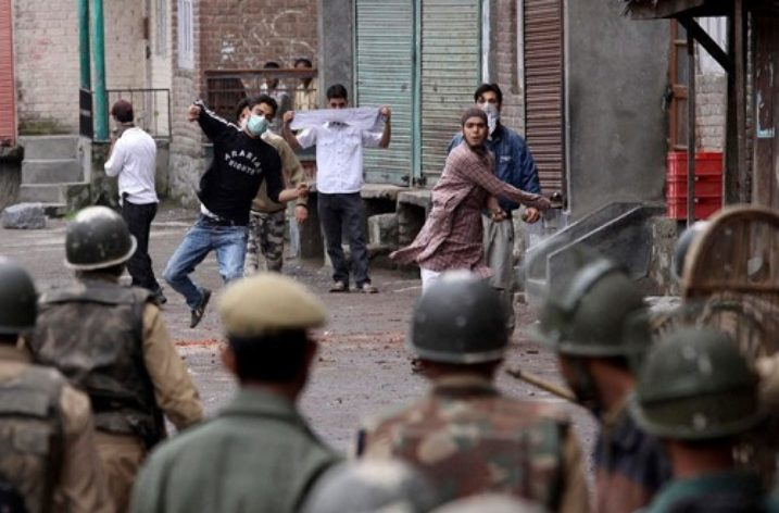 The Kashmir dispute: Its territorial location and underlying causes