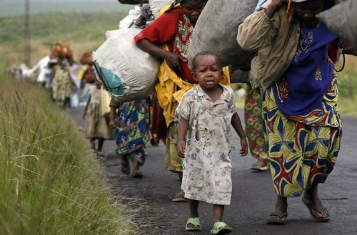 Over 4.5 million people displaced: The forgotten crisis in the DRC