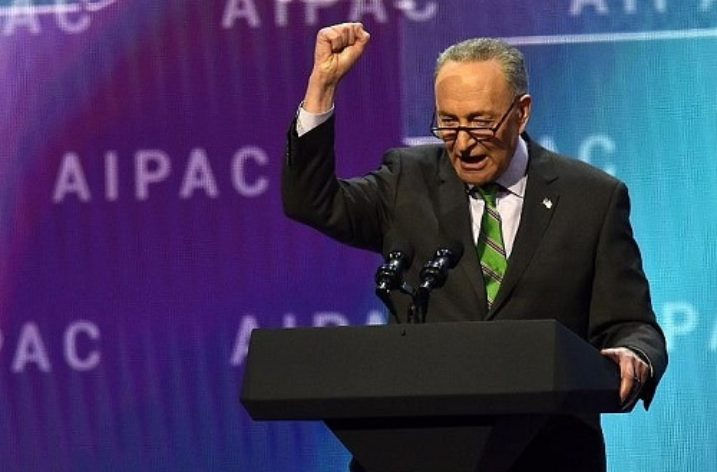 No Mr. Schumer, the Torah is Not a Real Estate Book