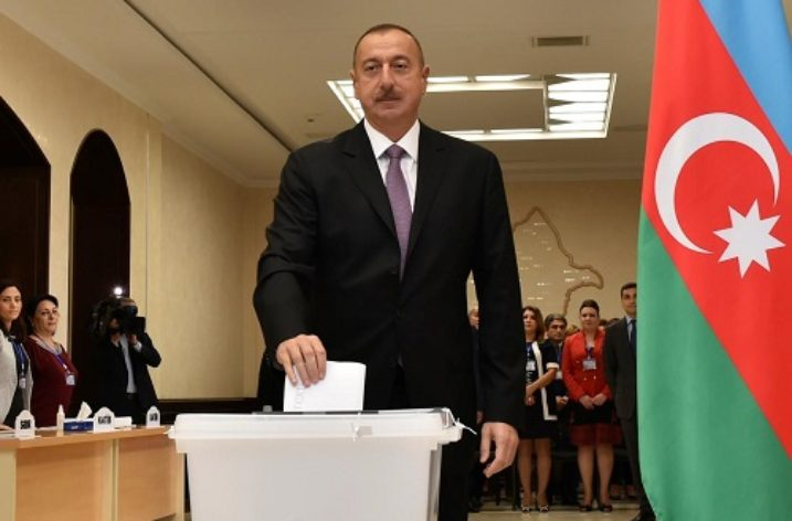 Azerbaijan election lacked genuine competition in environment of curtailed rights and freedom