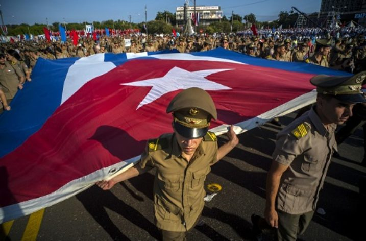 End of Castro rule must mark a new era of respect for human rights in Cuba