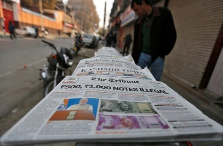 India's fake news debate