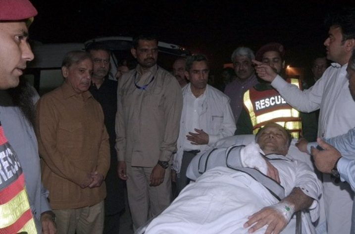 A new form of terror in Pakistan as government minister shot