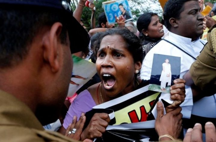Release lists of the Forcibly Disappeared in Sri Lanka