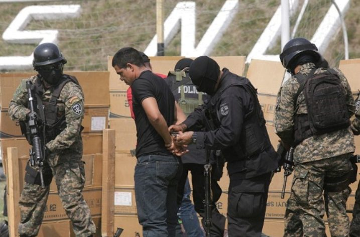 Restructuring Central American Crime Fighting Units