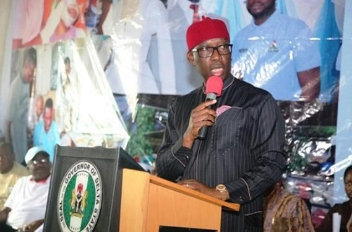 Governor Okowa as a Latter Day Saint