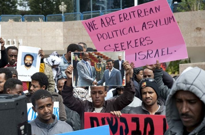 Forced deportations of African asylum seekers from Israel is illegal
