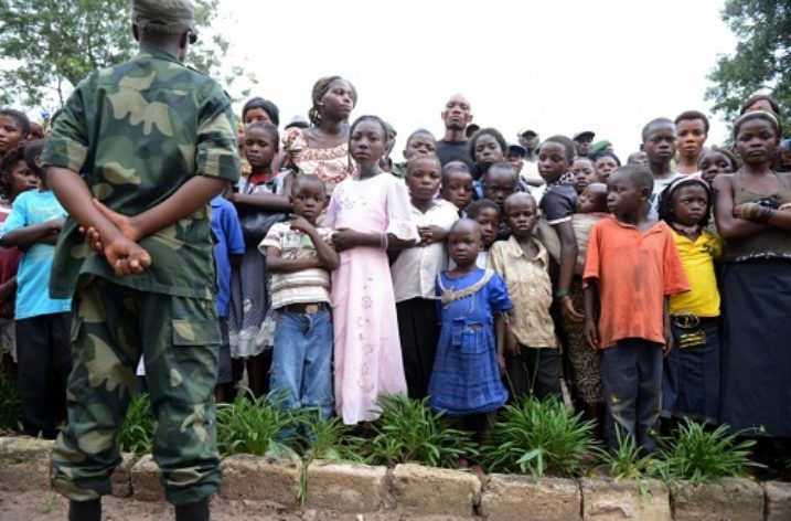 Crimes against humanity and war crimes committed in DRC with risk of further ethnic violence