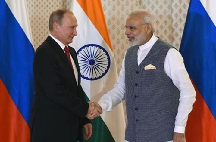 Modi-Putin: The Sochi Rendezvous